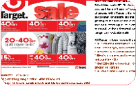 Target Catalogue January Deals and Half Price Range