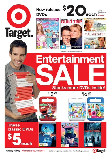 Target Catalogue June