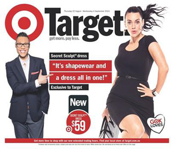 target catalogue september