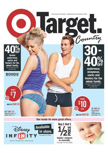 target country catalogue