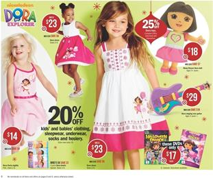 target girls clothing
