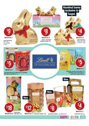 Target Toy Prices Easter April 2014 and Cadbury Chocolates