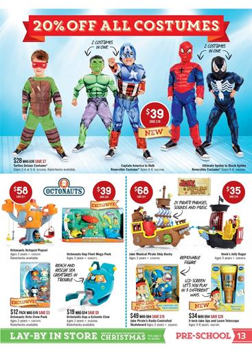 Target Toy Sale 2014