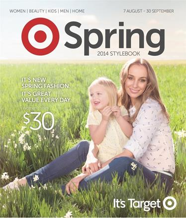 Target Spring Fashion August 2014
