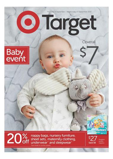 Target Catalogue September Baby Products 2014