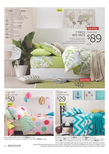 Target Quilts Prices September 2014 And More Bedroom Offers