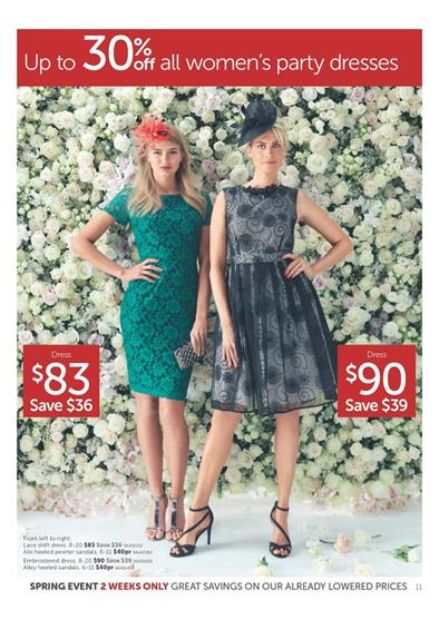 Target Catalogue Womens Party Dresses
