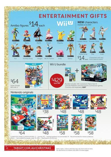 Target Catalogue Christmas Game Sale