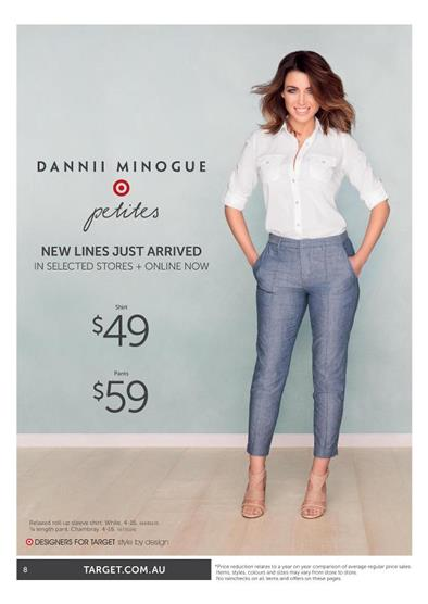 Target Catalogue Clothing Gifts Selection