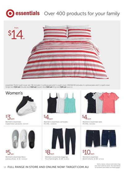 Target Catalogue Essentials Home Wares February 2015