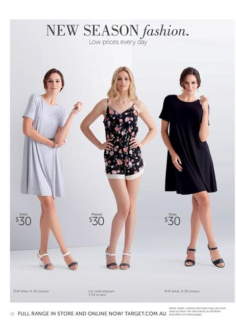 Target Online Catalogue Womens Dresses Summer Fashion February 2015