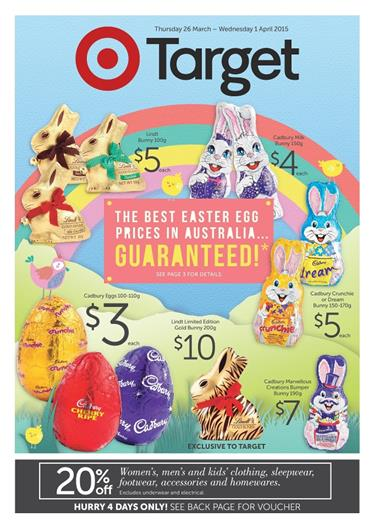 Catalogue easter eggs and gifts march target catalogue easter eggs and gifts march negle Image collections
