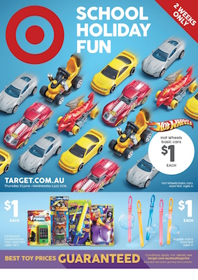 Target Catalogue Holiday Toys Jun 2016