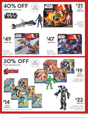 Target Catalogue Toy Clearance Jun 2016