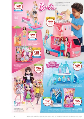 Target Catalogue Toy Sale July 2016