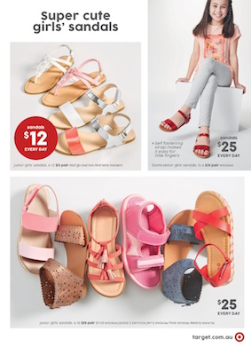 Target Catalogue Good Deal Aug 2016