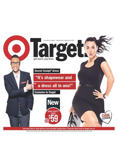 Target Catalogue - It's Shapewear And A Dress All In One
