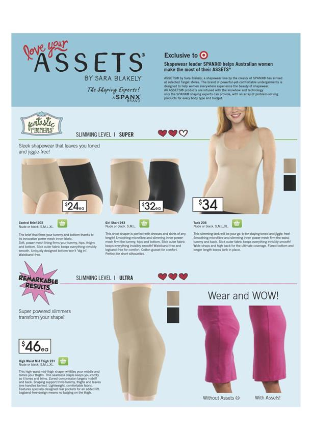 Target Catalog - Love Your Assets