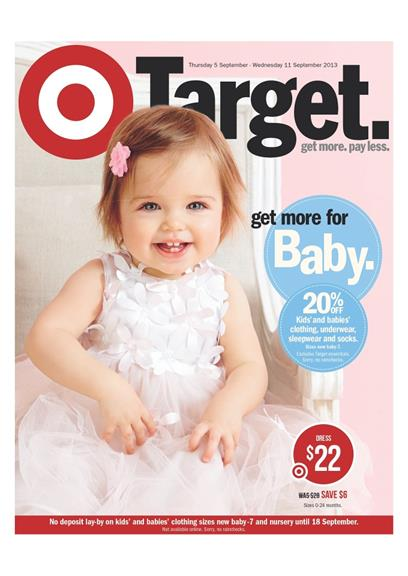 Target Baby Clothes and Nursery