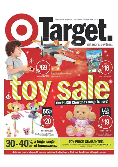 Target Toy Catalog : Browse current target catalogue now