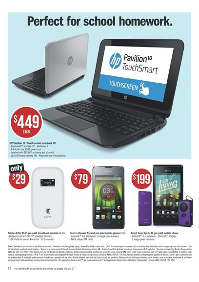 Target Catalogue Electronics Sale 2014
