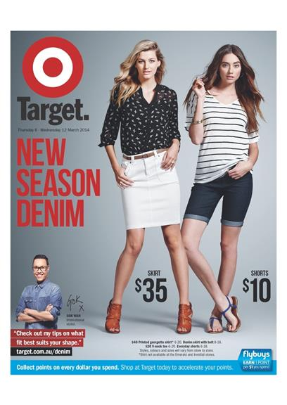 Target Catalogue March 2014 Jeans and Denim For All