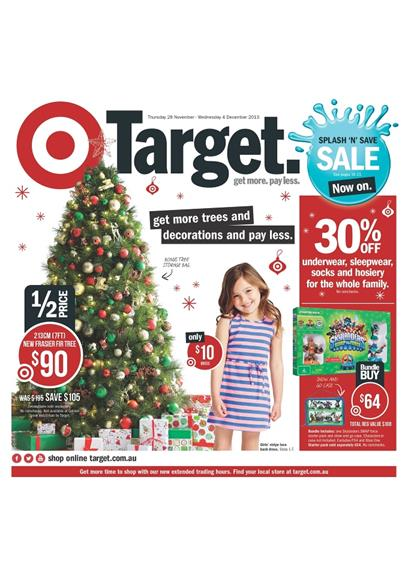 Target Catalogue Toys Christmas 2013