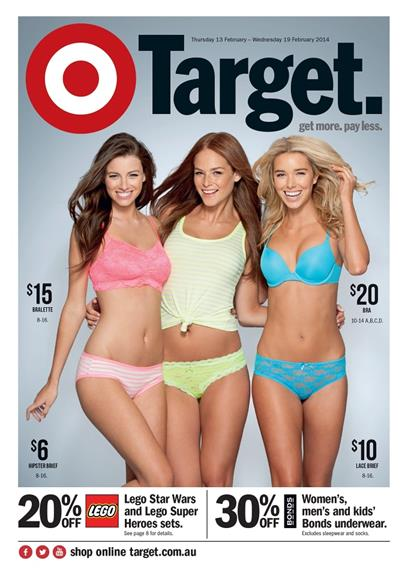 Target Catalogue Valentines Day 2014