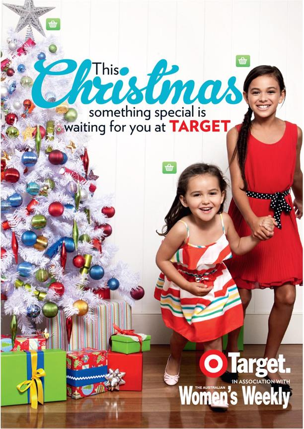 Target Catalogue - Womens Weekly Christmas Book
