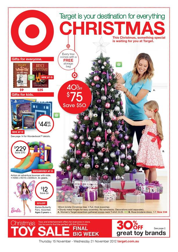 Target Catalogue - Your Destination For Everything Christmas